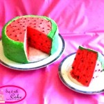 watermelon cake by sayitwithcake.org