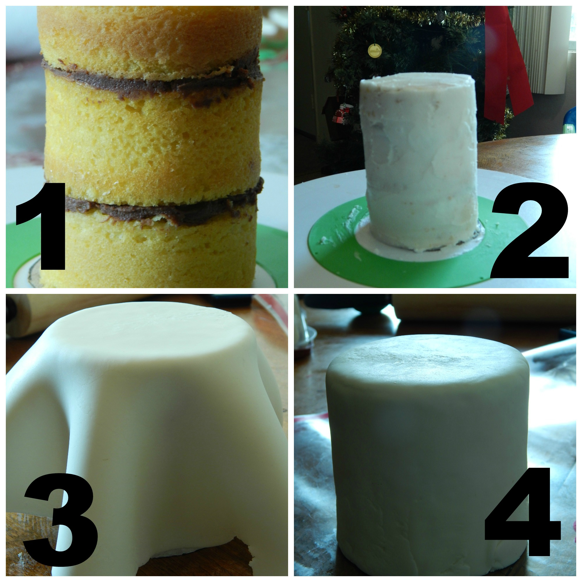 How To Make Mini Cakes Say It With Cake