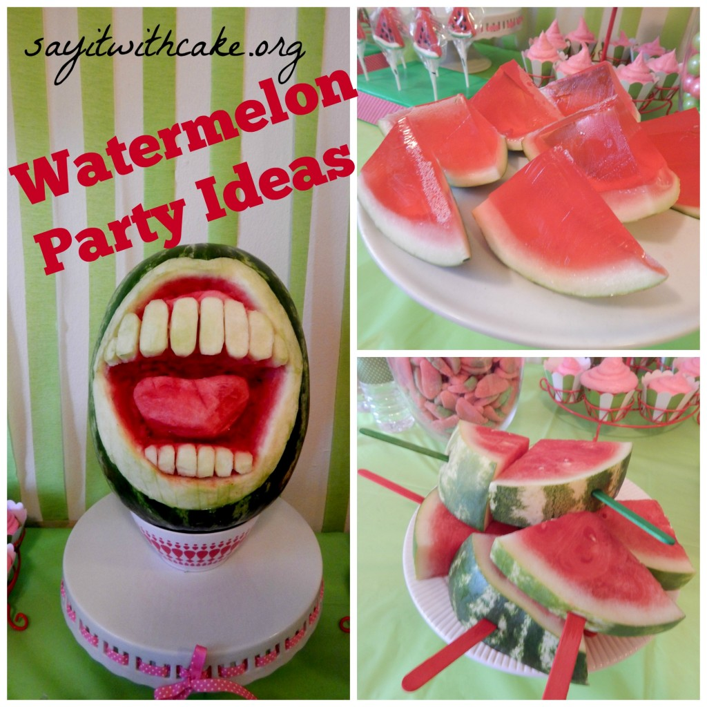watermeloncarving