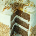 toffee apple spice cake