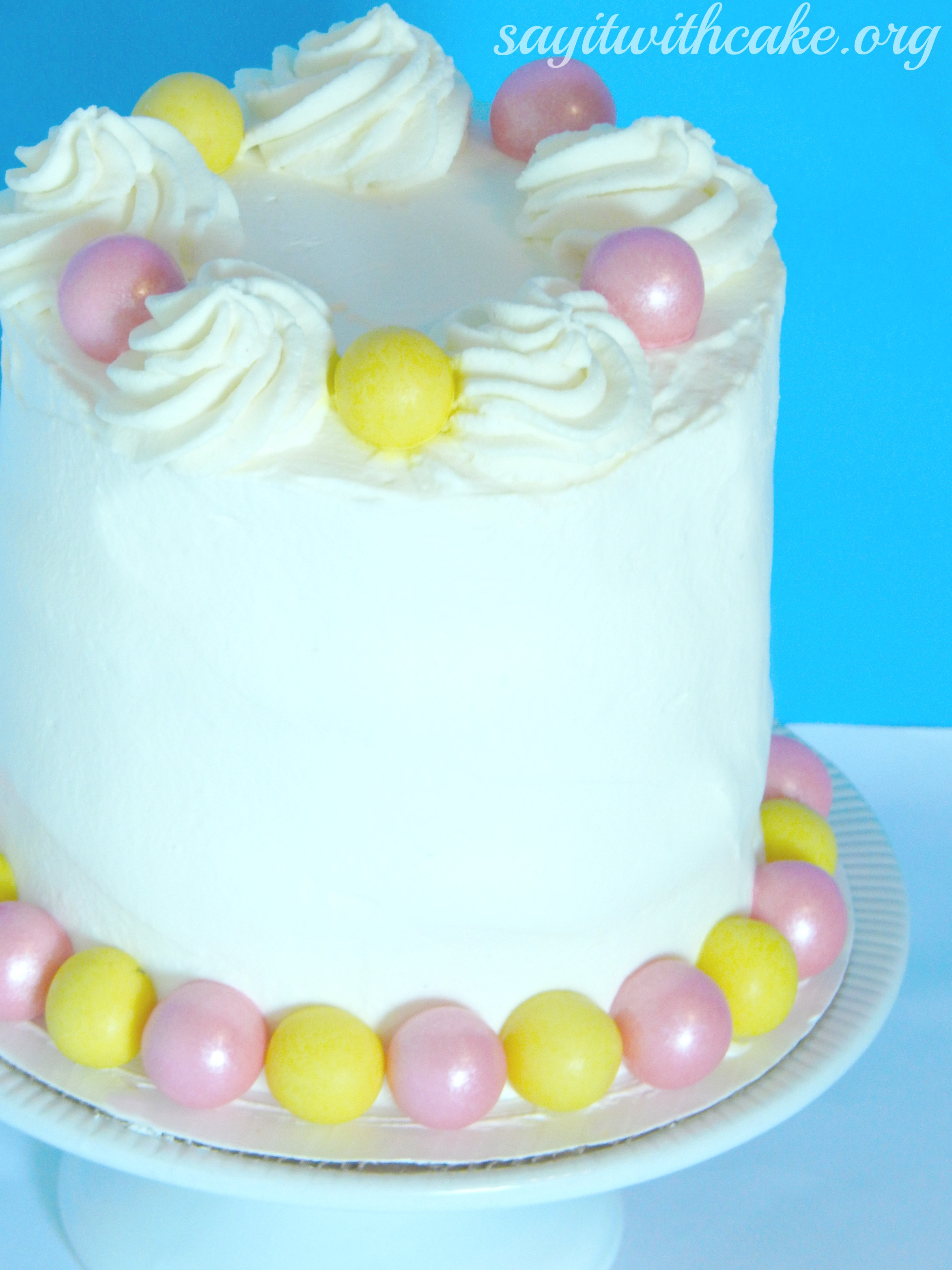 Easter Desserts With White Cake Mix