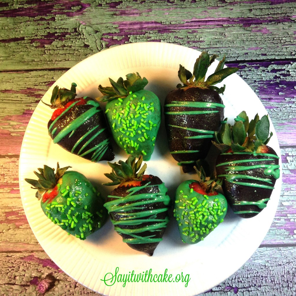 green_strawberries