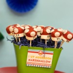 Toadstool pops