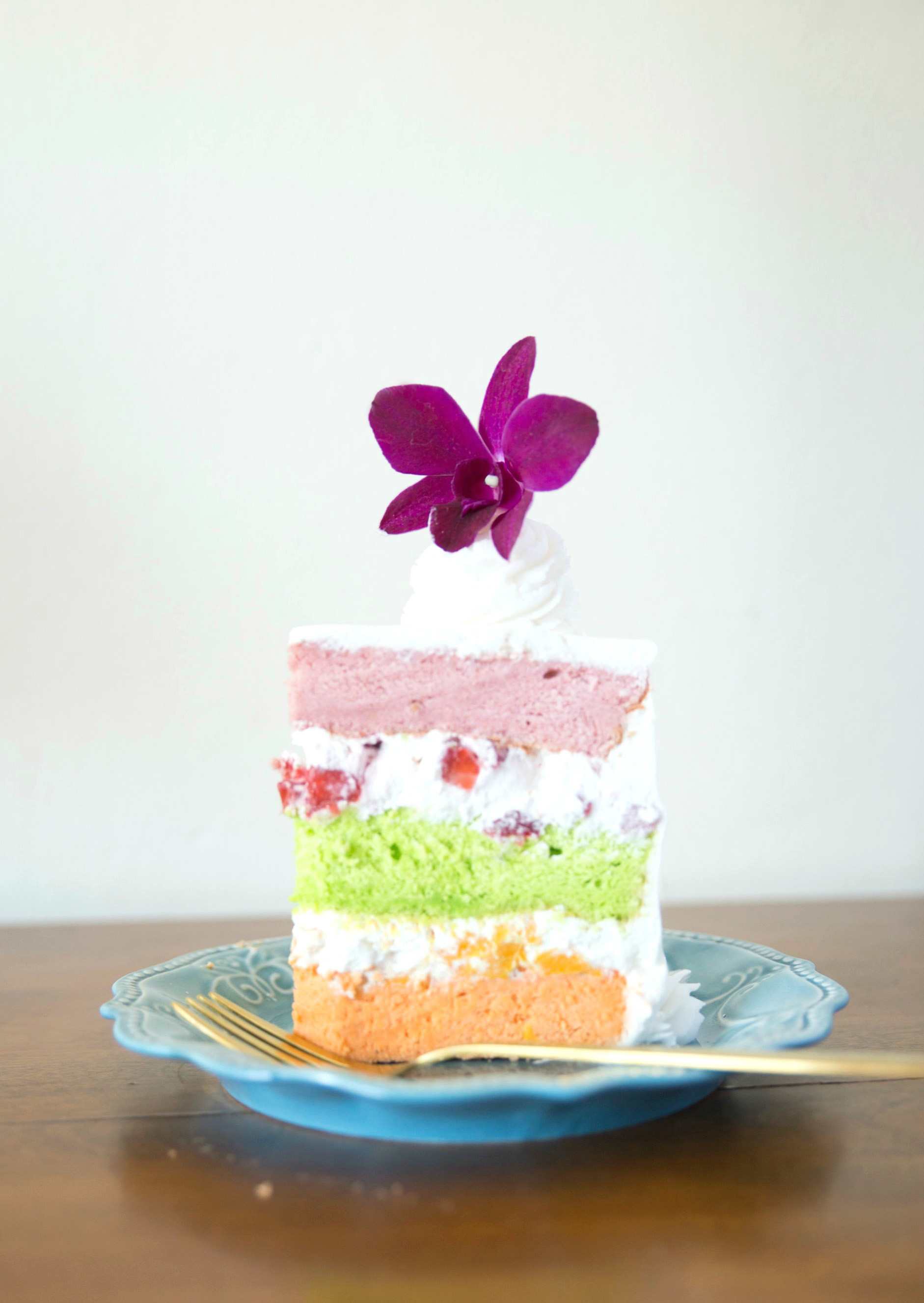 Cake With Fruit Puree : Passion Fruit, Guava, and Lime Chiffon Cake Say it With Cake
