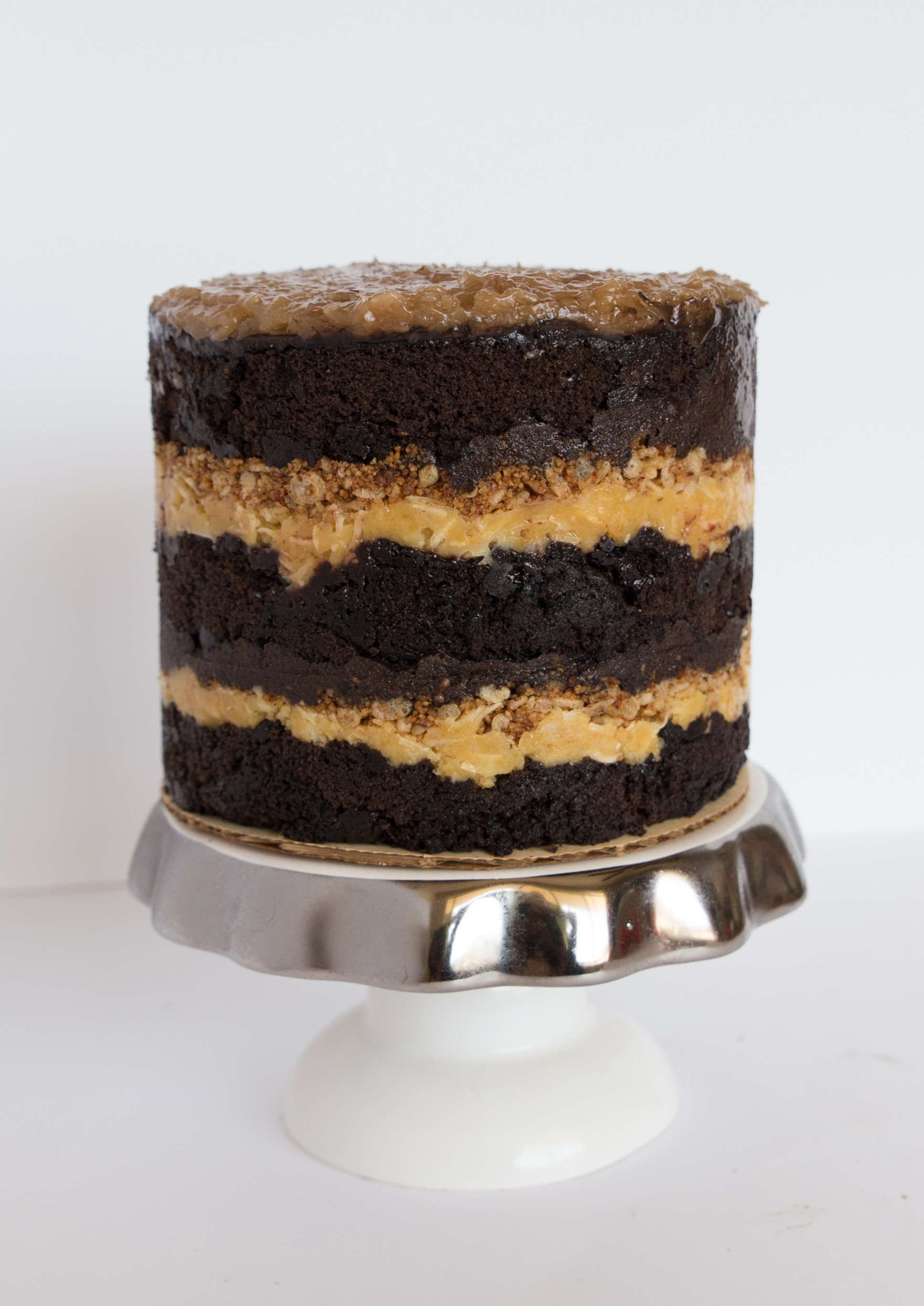 German Chocolate Cake Say It With Cake